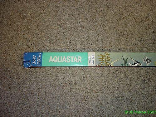 Röhre Aquastar Bild 1